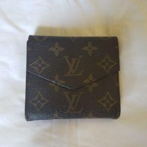 Posh Louis Vuitton Elsie Wallet+ Free Gift